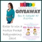 Nuroo Babywearing Giveaway