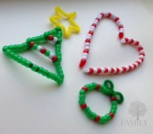 christmas bead craft