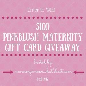 PinkBlush Giveaway
