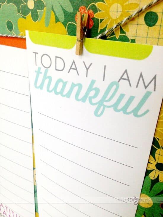 gratitude goals
