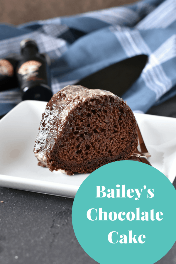 Bailey's Chocolate Cake