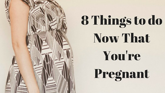 Things to do During Your Pregnancy List