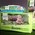 Mom Review: Seventh Generation Diapers and Wipes