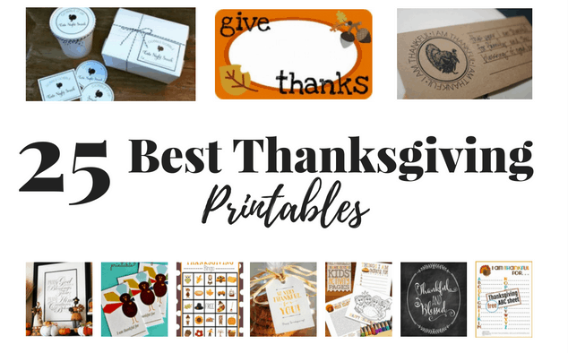 Celebrate Thanksgiving with cards, bingo or gift boxes and more.