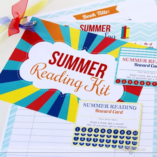 Printable-Summer-Reading-Kit