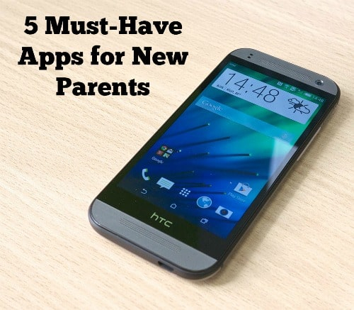 Must Have Apps for parent