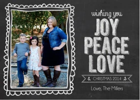 Christmas Card Indianapolis