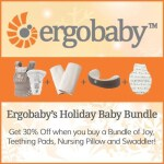 Enjoy 30% OFF Holiday Baby Bundle from ErgoBaby