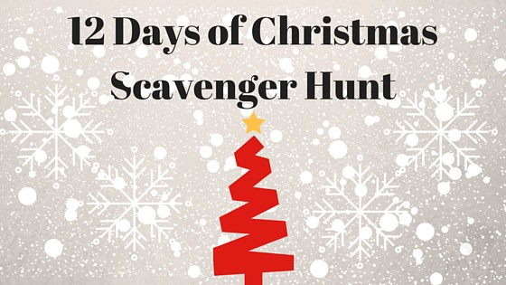 Indianapolis Christmas Scavenger Hunt