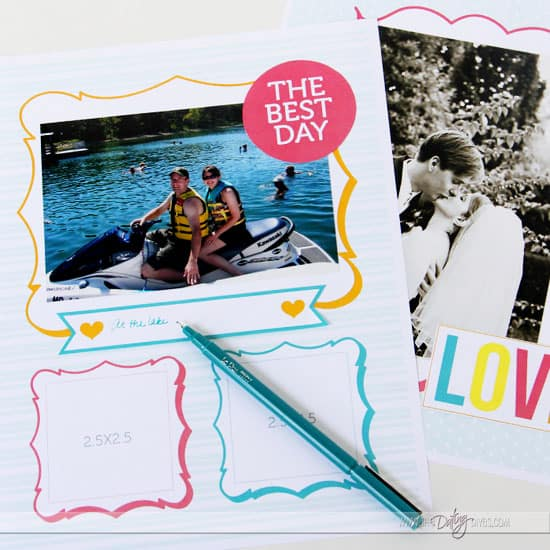 DIY-Love-Journal-Photo-Frames