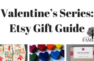Valentine's Series: Etsy Gift Guide