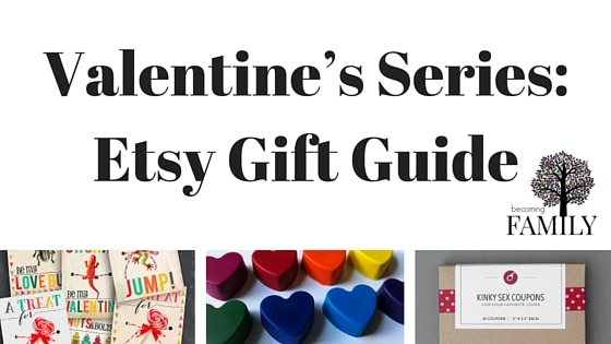 Valentine's Series- Etsy Gift Guide