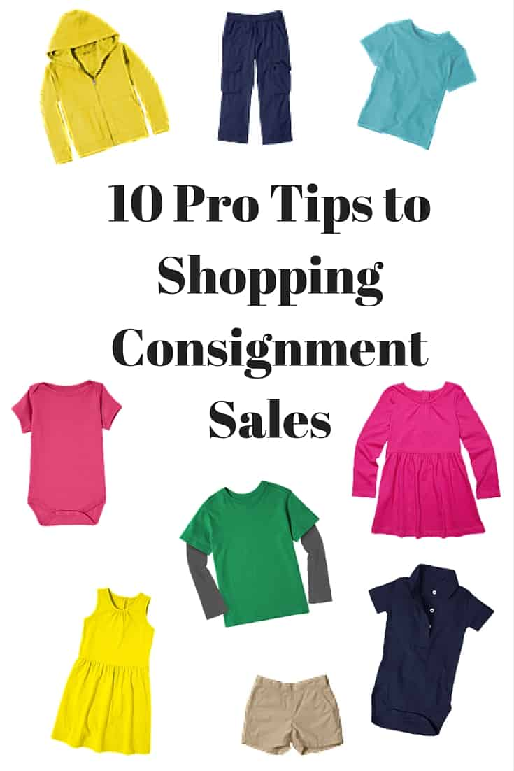 Tips to Shopping Consignment Sales IG