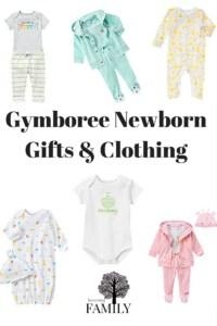 Newborn Essentials at Gymboree