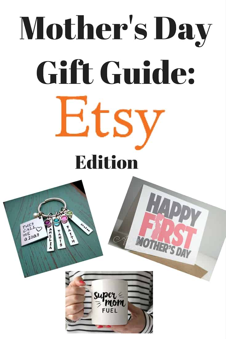 Mother's Day Gift Guide-EtsyEdition