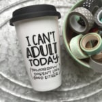 Coffee Mom Travel Mug