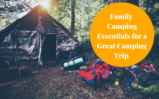 Family Camping Essentials That Will Make Your Trip a Success