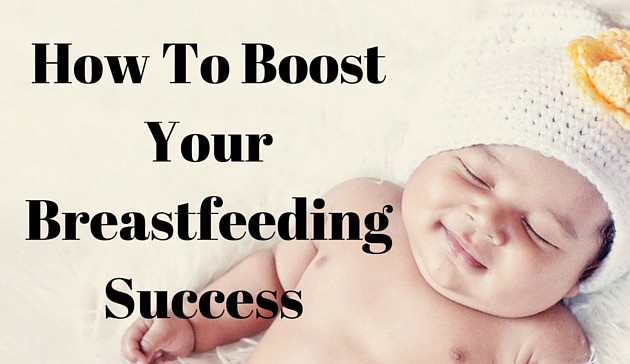 How To Boost Your Breastfeeding Success With These 5 Must Haves