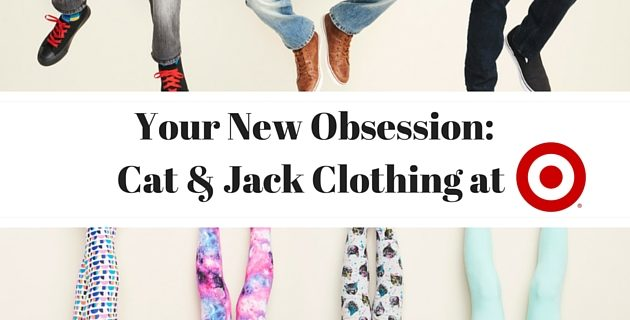 Your New Obsession: Cat & Jack Clothing at Target