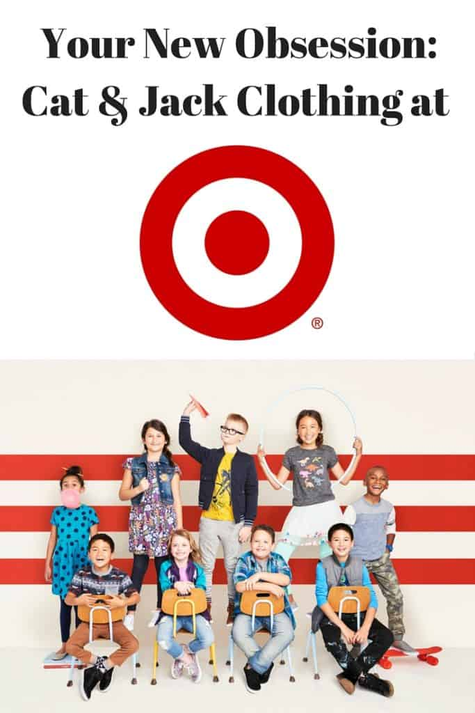 Have you heard? Target has a new clothing line called Cat & Jack clothing. Welcome to your new obsession at Target.Great prices and return policy. Shop Now.