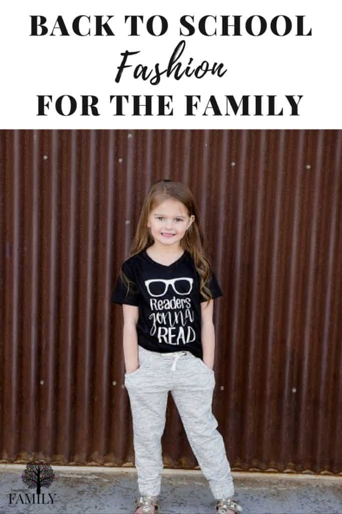 Such a cute tee for my baby girl for back to school. Also got a great deal from this site (they always have great deals)