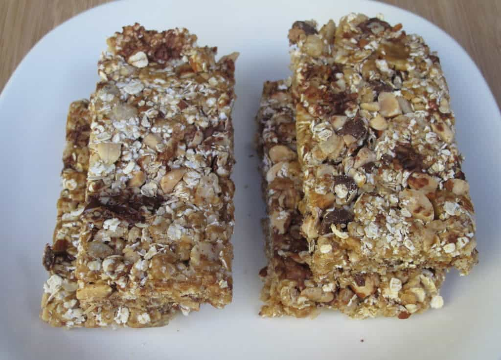 Really delicious granola bars and a great after school snack for the kids.