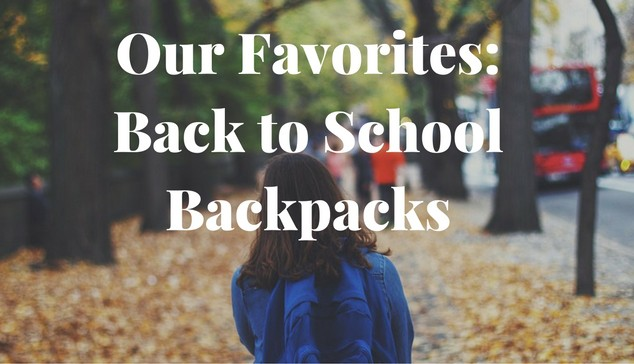 FavoritesBack to School Backpacks