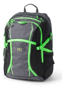 Land's End BackPack Bookbag 1