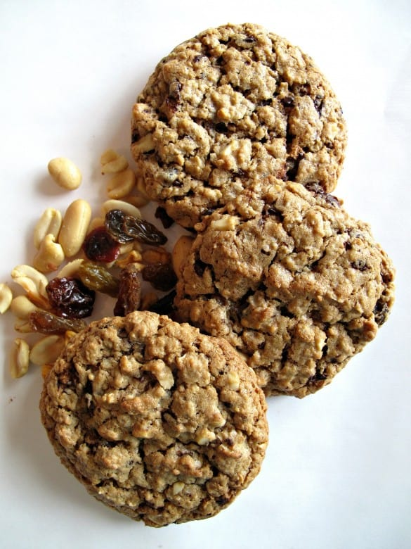 Delicious gluten free cookies. Great after school snack for the kids.