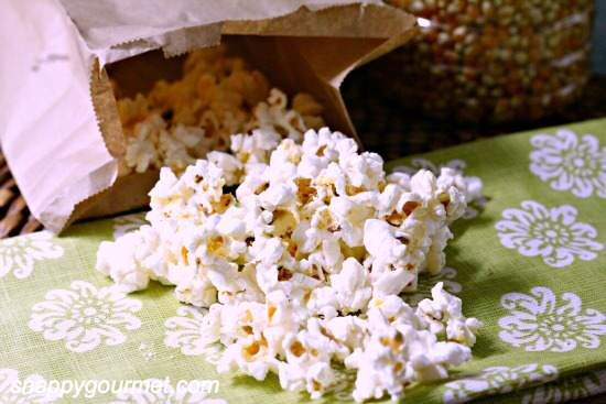Italian Brown Bag Popcorn