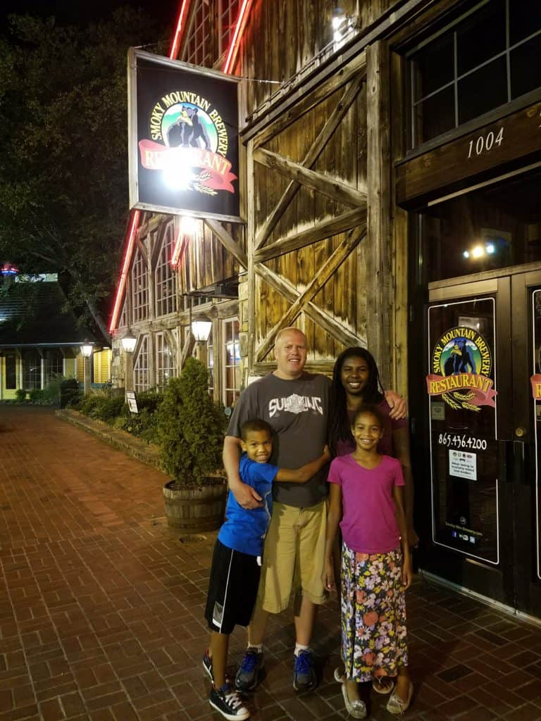Great dinner place in Gatlinburg
