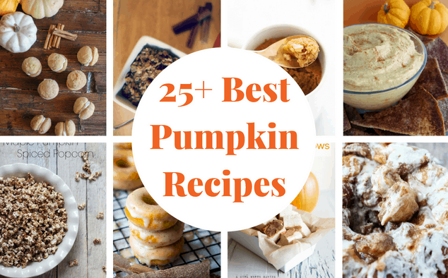 Pumpkin recipes to try this fall