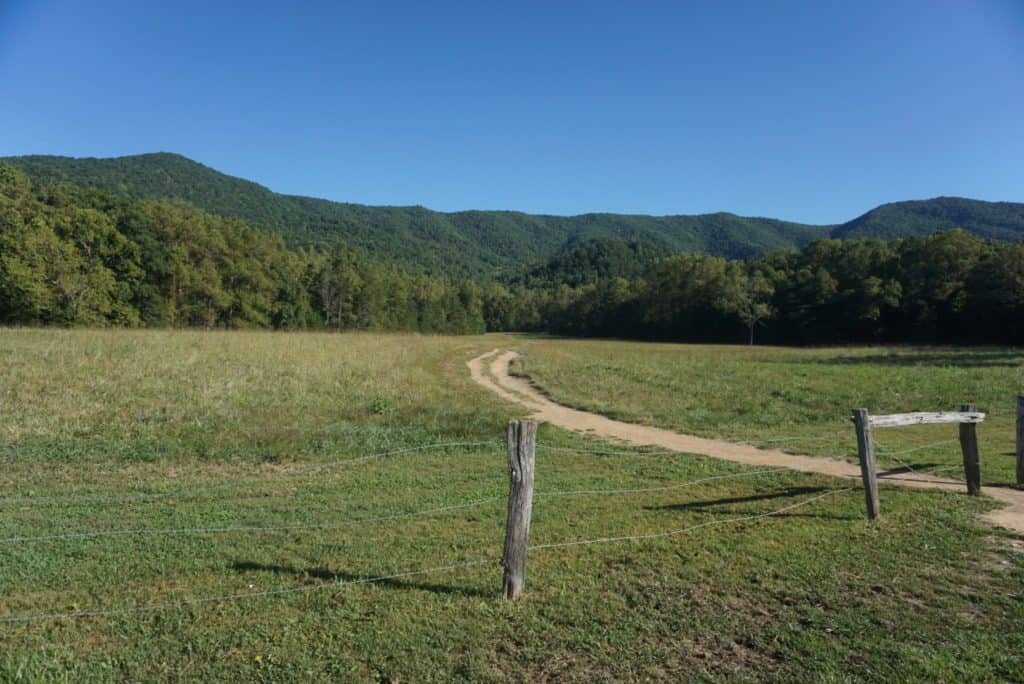 Part of the Cades Cove