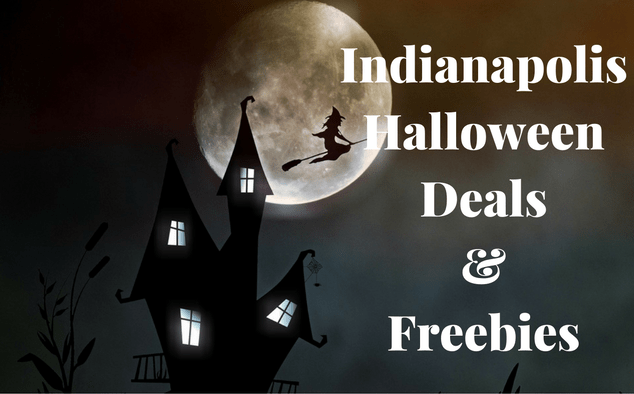 Freebies and deals for Halloween in Indianapolis