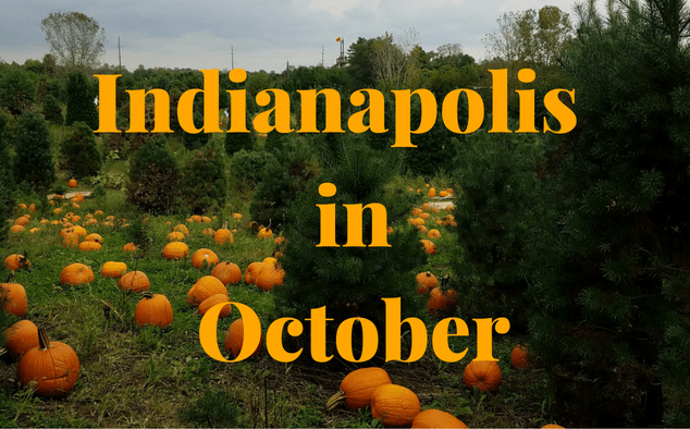 Indianapolis in October