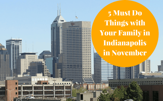 Looking for something to do in November with the family? Here are 5 things to check out.