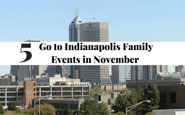 Things to do in Indianapolis in November