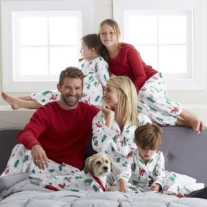 Family Matching Pajama Set from The Company Store