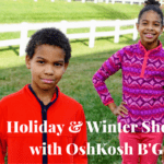 Holiday & Winter Shopping with OshKosh B'Gosh (plus Giveaway)