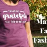Mama Fall Fashion – Thankful, Grateful, Blessed