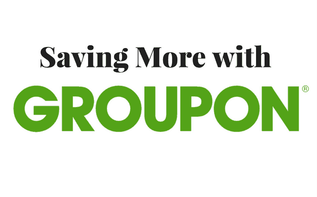 Saving more money with Groupon coupons. Here are some things that we saved on.