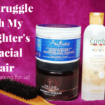 My Struggle with My Daughter's Biracial Hair