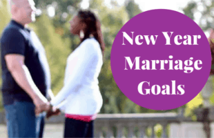 New Year Marriage Goals and Challenge