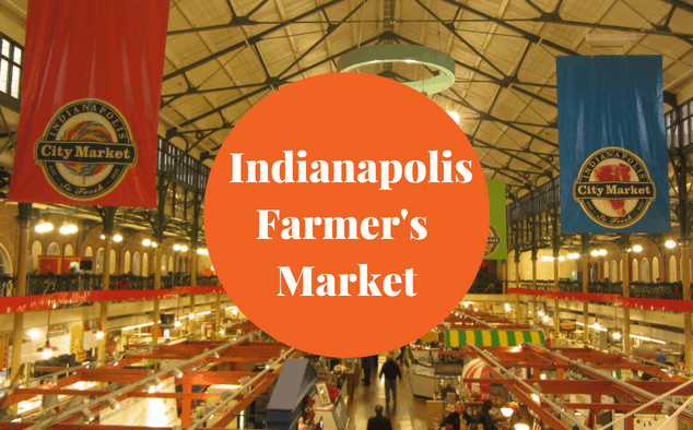List of Indianapolis Farmer's Market
