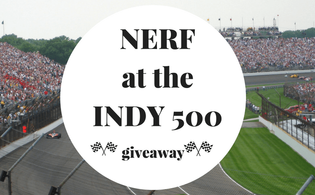 NERF at the Indy 500