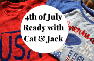 Getting 4th of July Ready with Cat & Jack
