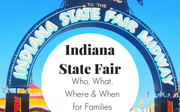 Indiana State Fair 2017 - Who, What, Where & When - Becoming