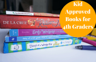 Kid Approved Books for 4th Graders