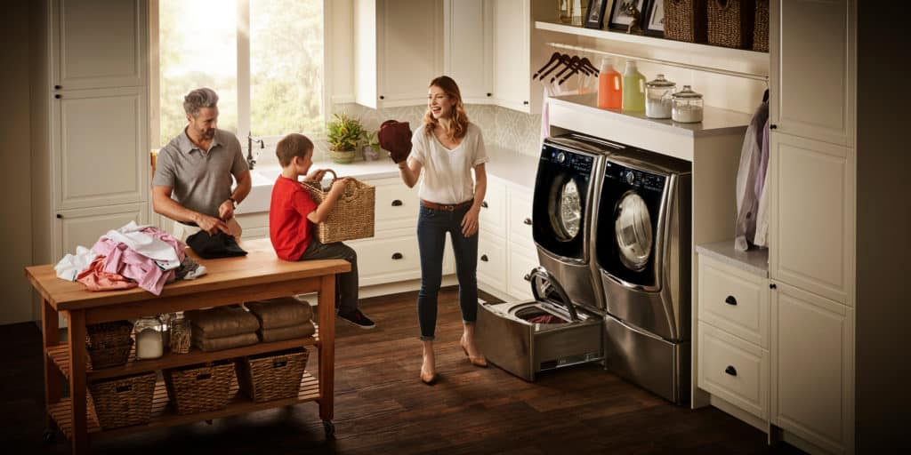 LG Twin Wash System Appliances