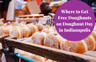 Where to Get Free Doughnuts on Doughnut Day in Indianapolis